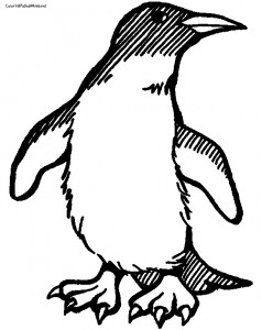 penguin coloring pages fun (24)