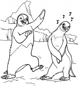 penguin coloring pages fun (27)