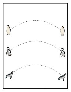 penguin pre writing