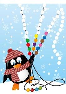 penguin printables pattern