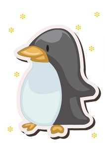 penguin printablespuzzle