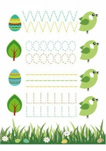 pre writing activities for toddlers