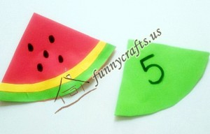 preschool watermelon theme activities