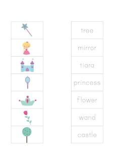princess activities printables for kıds (2)