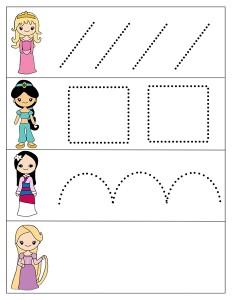 princess activities printables for kıds (24)