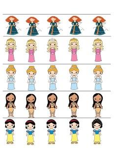 princess different