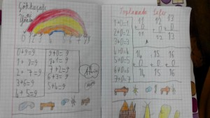 rainbow method with brothers numbers my students