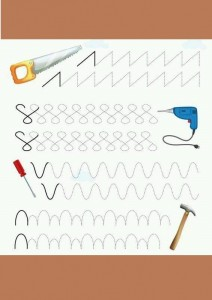 repair tools pre writing activities