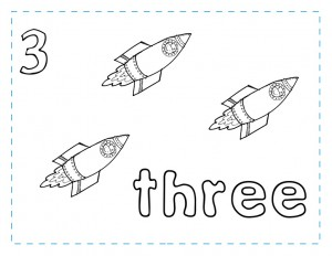 space theme math worksheets (11)