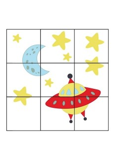 space theme math worksheets (8)