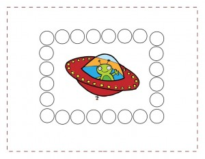 space theme shapes worksheets (2)