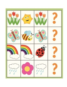 spring printables pattern pages