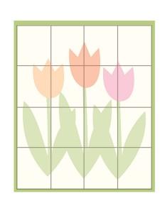spring printables puzzle