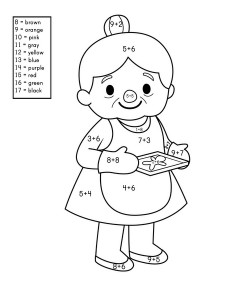 story addition coloring worksheets (3)