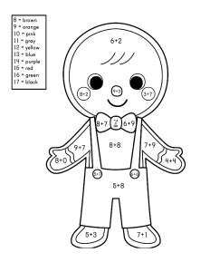 story addition coloring worksheets (8)