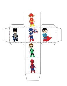 superheroes worksheets makeadice