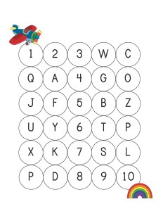 transportation printables number maze,