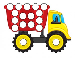 transportation printables truck