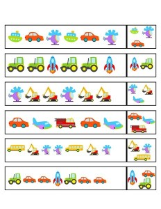 transportation printables worksheets (10)