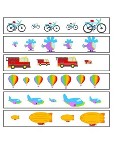 transportation printables worksheets (2)