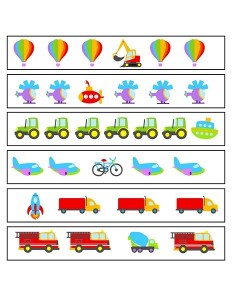 transportation printables worksheets (6)