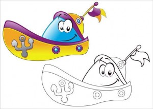 vehicles coloring pages (1)