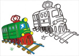 vehicles coloring pages (2)