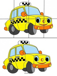 vehicles puzzle activities (6)