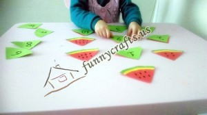 watermelon seeds counting game