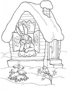 winter coloring pages worksheets activit