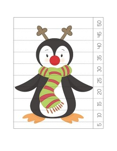 winter penguin count puzzle