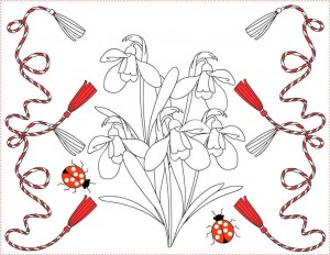 1 march martisor coloring (11)