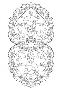 1 march martisor coloring (6)