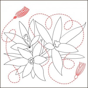 1 march martisor coloring (8)