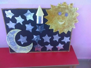 Day and night décor craft for kıds (14)