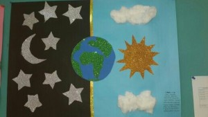 Day and night décor craft for kıds (15)