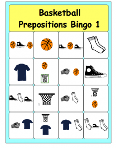 Prepositions bingo cards for kıds (3)
