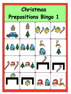 Prepositions bingo cards for kıds (5)