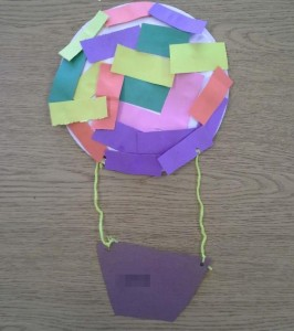 air balloon craft for kıds (3)