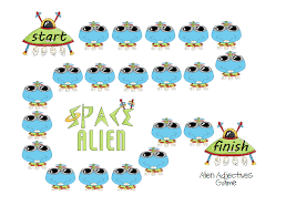 alien free worksheets