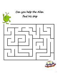 alien maze free