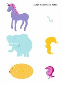 animal tail
