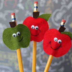 apple topper crafts