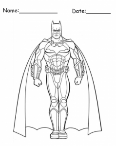 batman coloring pages (2)