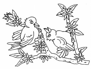 bird themed coloring pages (3)