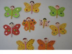 butterfly crafts for kıds (2)