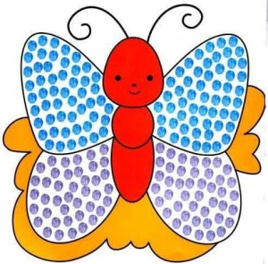 butterfly finger painting templates (1)