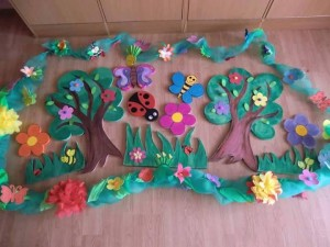 classroom decoration ıdeas for spring (8)