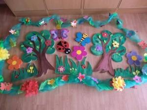 classroom decoration ıdeas for spring (8)