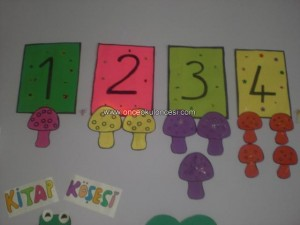 classroom wall number activities for preschool (5)